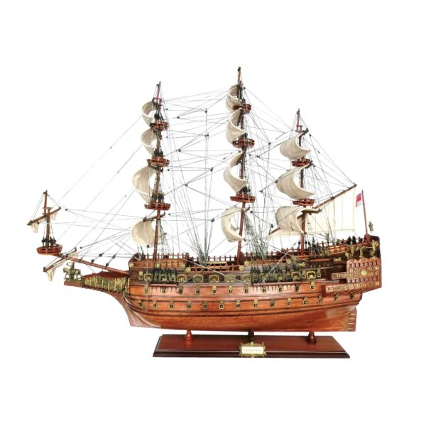 SOVEREIGN OF THE SEAS Model ship handcrafted