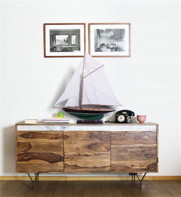 Pen Duick model ship (70cm) - The Nautical store! Design and Decor Ideas